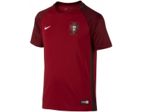 Nike Camisola Oficial Portugal Home 2016 Jr